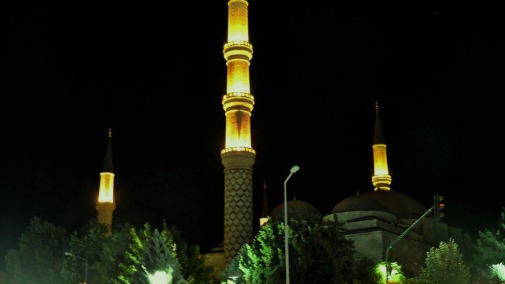 Üç Şerefeli Camii-Edirne / dervish63