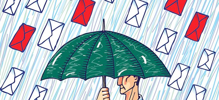 Dolandırıcılar spam ve kimlik avı e-postaları göndermeye başladı