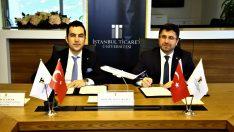 İstanbul Ticaret Üniversitesi-Lufthansa iş birliği protokolü imzalandı