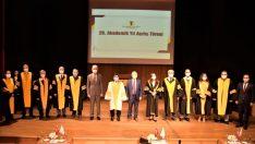 İstanbul Ticaret Üniversitesi 20. kuruluş yılını kutladı