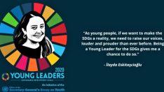 27 Young Leaders arasında bir Türk kızı