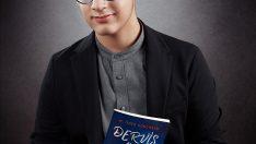 Genç simyacı, pandemide kitap yazdı