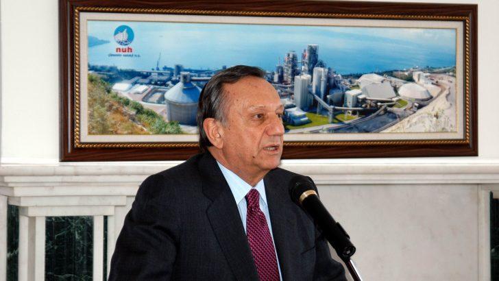 Profesyonel patron Atalay Şahinoğlu