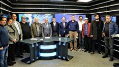 Uluslararası Dijital Medya Derneği Genel Kurulunu Yaptı