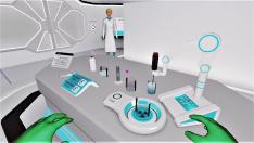 Laboratuvar sanal, deneyler gerçek