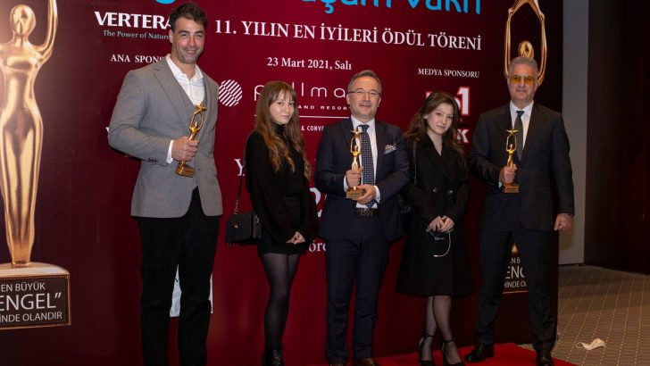 En İyi Uluslararası Danışmanlık Firması ödülü Progroup'un