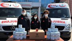 İlk Antimikrobiyal Kaplamalı Cam Kupası Sağlık Çalışanlarına