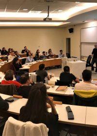 İş Dünyasının Liderleri Sabancı Üniversitesi'nde Öğrencilerle Buluşuyor